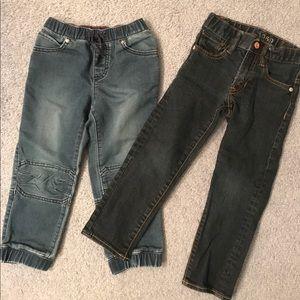 Toddler jeans bundle